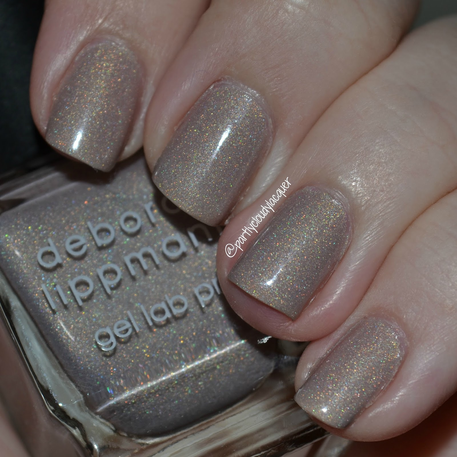 Deborah Lippmann Dirty Little Secret | Partly Cloudy With a Chance ...