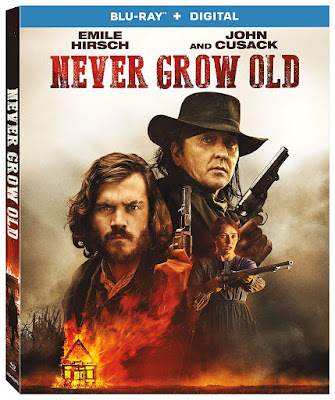 Never Grow Old 2019 Blu Ray