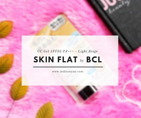 [REVIEW] BCL - Skin Flat Pore Filling CC Gel*