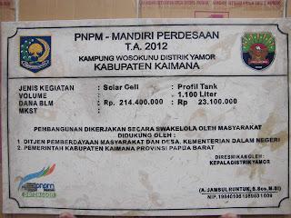 Produk Grafir  Prasasti Kaimana Papua Barat