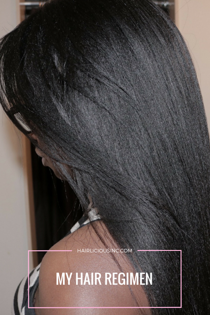 My Wash Day Routine - HairliciousInc.com