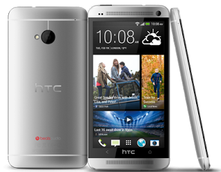 HTC One Design Overview