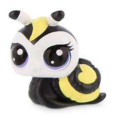 Littlest Pet Shop Series 1 Multi Pack Skola Seasnail (#1-197) Pet