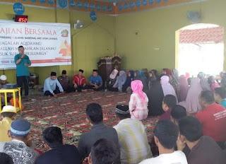 Aliansi Nasional Anti Syiah Gelar Pengajian di Rutan Klas II B Pinrang
