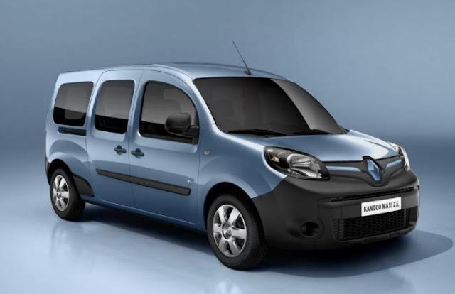 Renault Kangoo 2019 Review