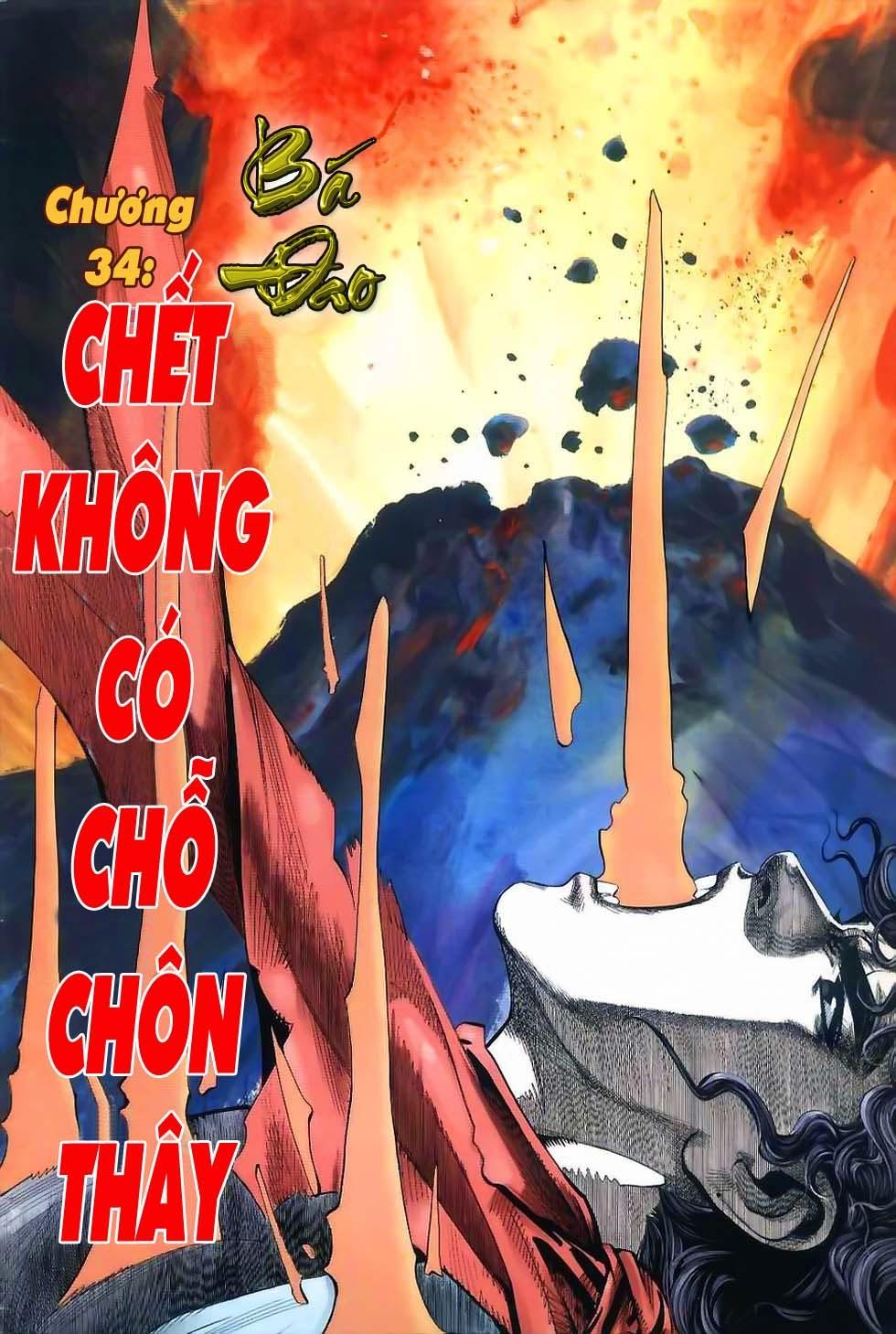 Bá Đao Chap 37 - Truyen.Chap.VN