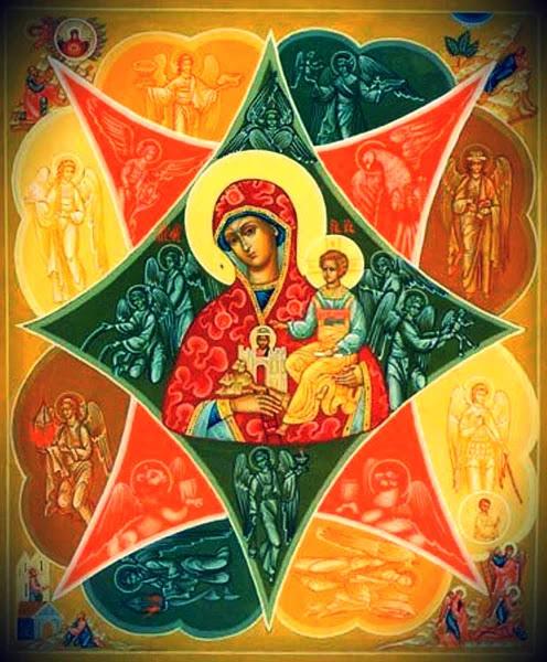 День Чудотворной Иконы Богоматери «Неопалимая Купина» — 17 сентября. Дева Мария творит чудеса и исполняет желания