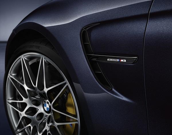BMW M3 30 Years