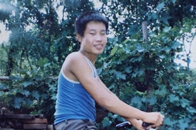Nie Shubin was killed by firing squad in 1995 at the age of 20