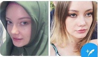 Οι Τουρκάλες κάνουν τη δική τους επανάσταση βγάζοντας τις μαντίλες! ΕΙΚΟΝΕΣ