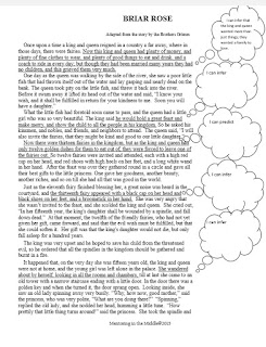 scaffolded text for making inferences