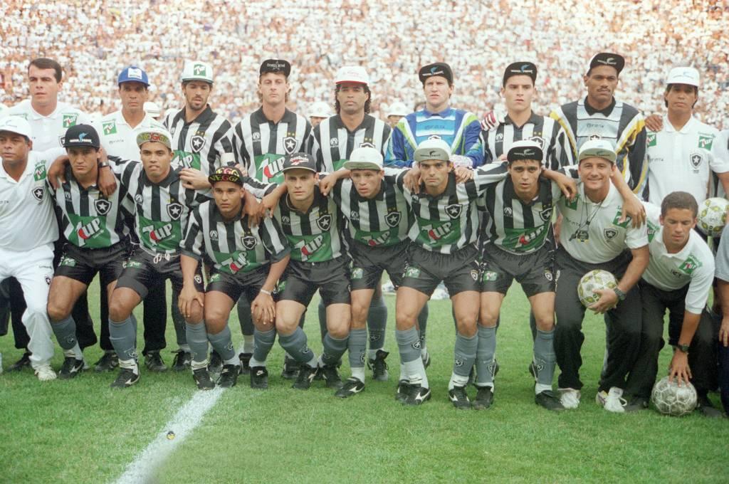 1c2f2af997 O Botafogo de 1995 – Por onde andam os campeões brasileiros do Glorioso
