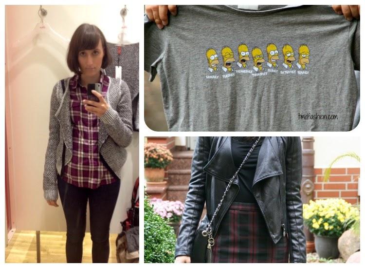 1383416ccef27f neue Strickjacke im Bikerstil von S.Oliver // T-Shirt von Spreadshirt, Post  kommt nächste Woche // Outfit-Details, Post kommt auch noch :)