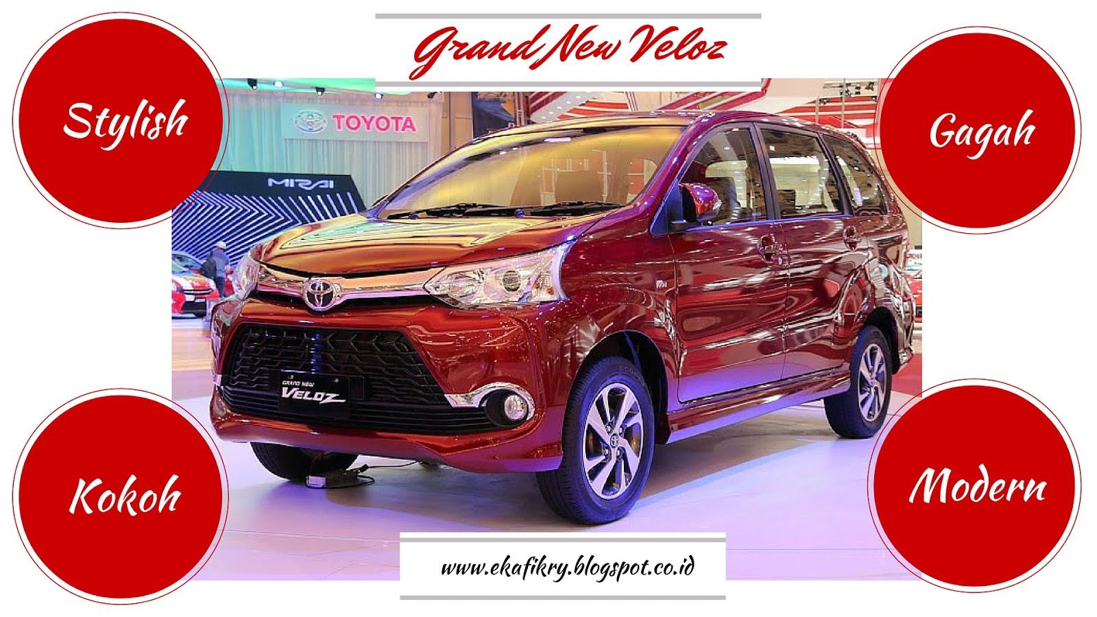Buku Manual Grand New Veloz Toyota Yaris Trd Sportivo Harga The Shymphony Of Eka Dan Avanza