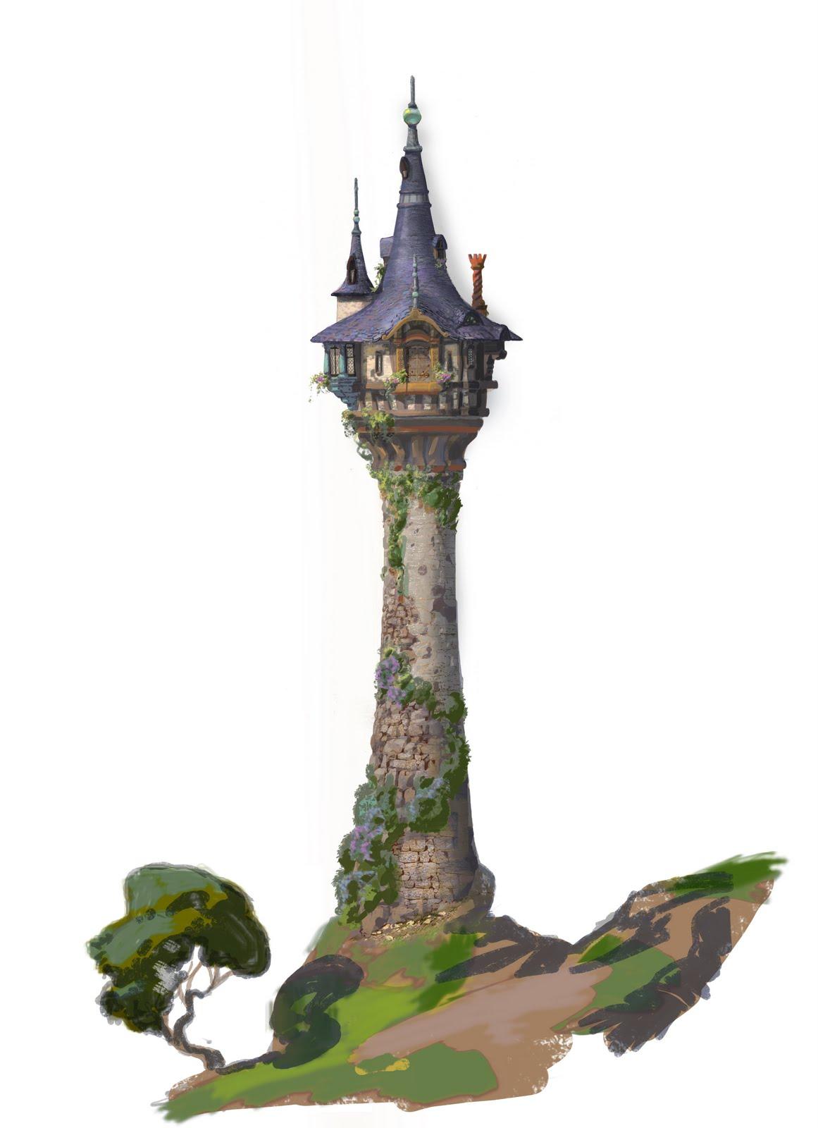 Rapunzel Tower