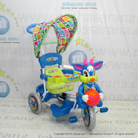 Royal RY8582C Baby Ball Double Music Baby Tricycle
