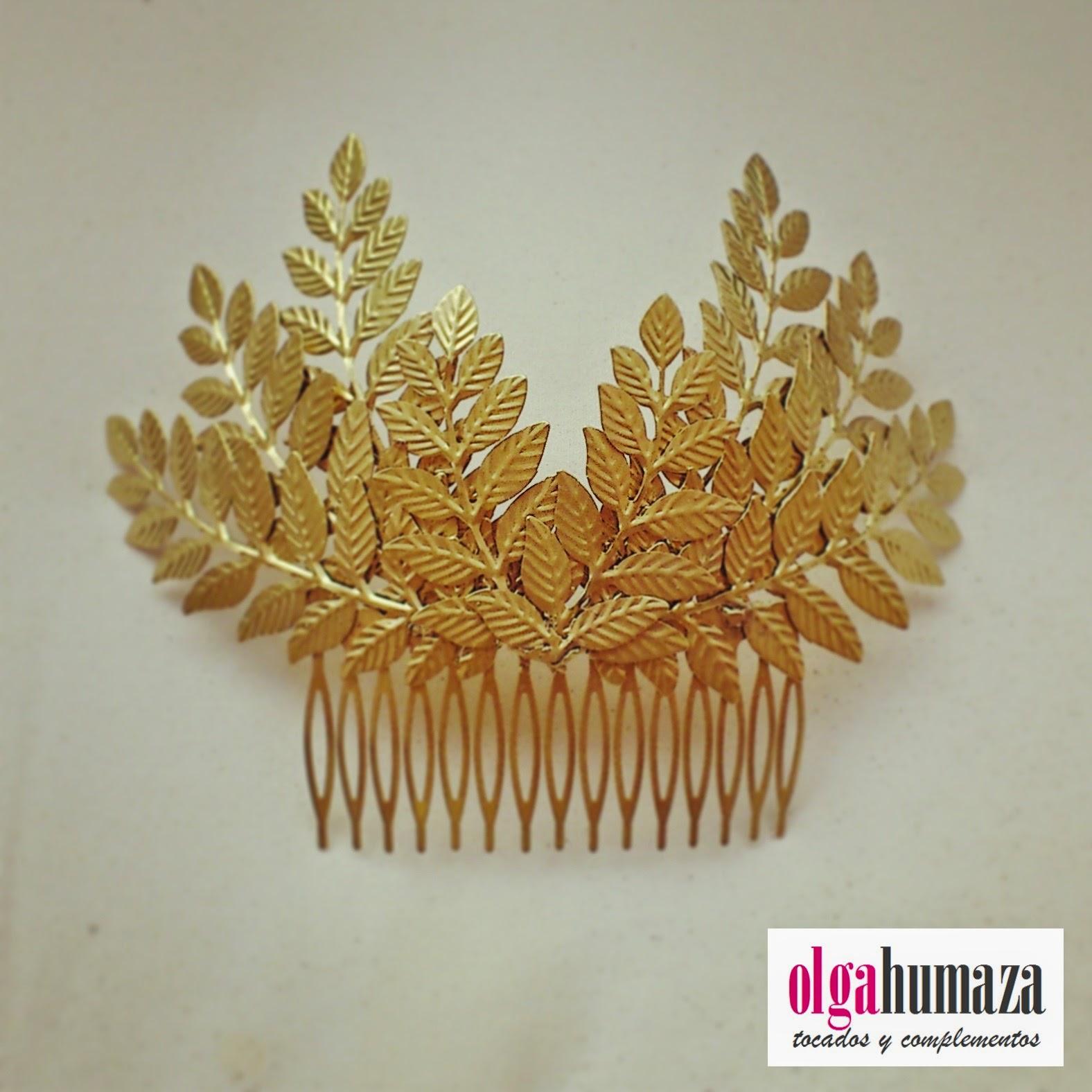 http://olgahumaza.blogspot.com.es/2014/09/b61-tocado-peinecillo-rama-hojas-laurel.html