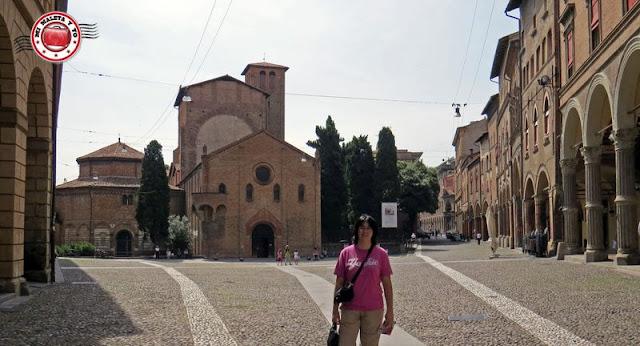 Bolonia, Plaza Santo Stefano