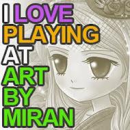 artbymiran Challenge Badge