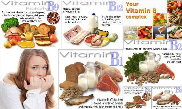 What Foods And Vitamins Are Good For Depression