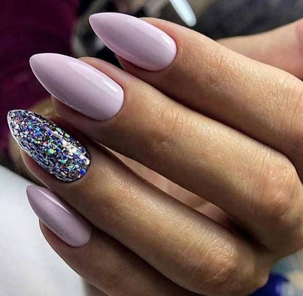 cute nail colors spring 2019