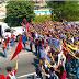 Protesta estudiantil en Caracas por suspensión del referendo