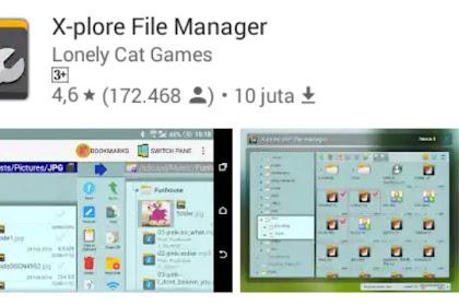 Cara Backup Game Dan Aplikasi Di Android