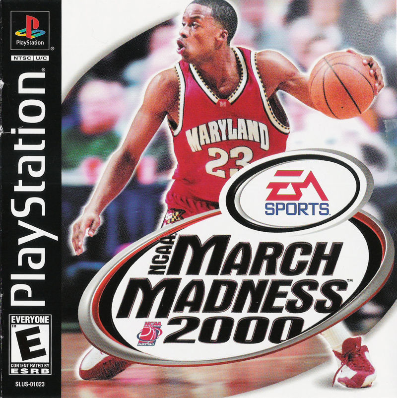 NCAA March Madness 2000 - PS1 - ISOs Download