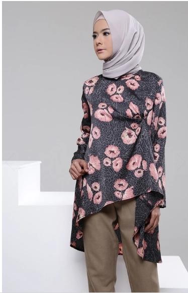 Model Busana Muslim Yang Cocok Untuk Pergi Ke Pesta