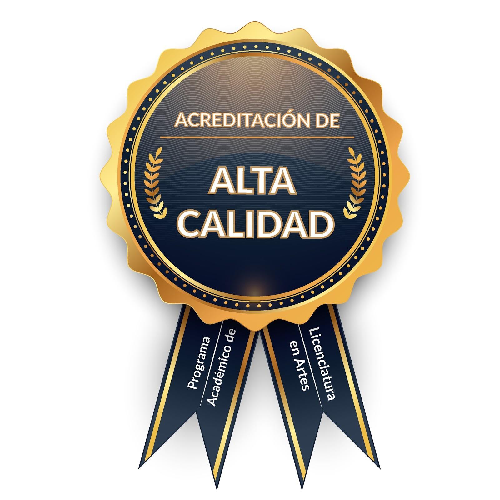 Programa Licenciatura En Artes Recibe Acreditaci N De Alta