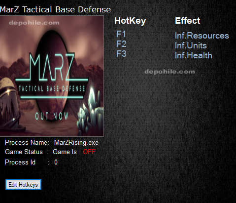 MarZ Tactical Base Defense (PC) Kaynak,Can +3 Trainer Hile İndir