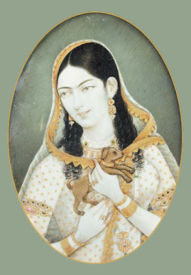 Mastani, the Muslim mistress of Baijirao Peshwa