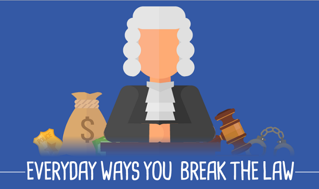 Everyday Ways You Break the Law