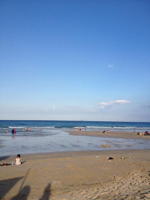 Hình ảnh Biển Bãi Dài ngày 04/062016