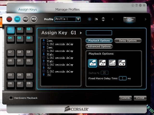 Corsair Vengeance Series Mechanical Keyboard Round Up 217