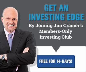Jim Cramer 14 day trial Investing Club