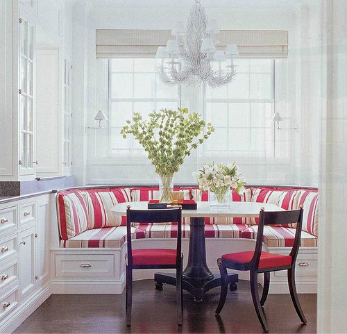 Booth Kitchen Pic Dining, Booth Dining Room Table