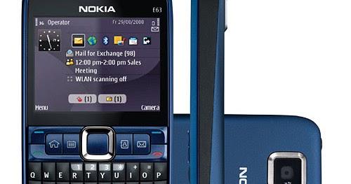 Nokia E63 ~ D'TexT
