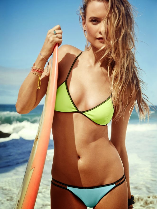 Behati Prinsloo – Victoria's Secret Photoshoot (May 2015)
