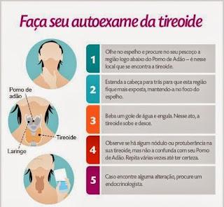 Tireoide - Mal funcionamento pode ser a causa de seu ganho de peso