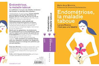 endométriose la maladie taboue éditions Marabout 2018