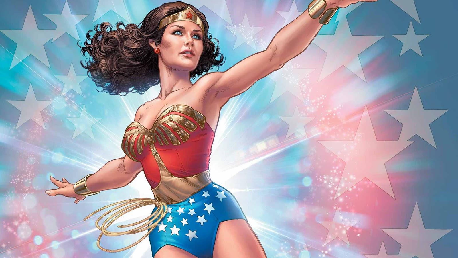 A ONU anunciou que sua nova campanha para empoderar meninas e mulheres será  encabeçada pela Mulher Maravilha. db70e422ea