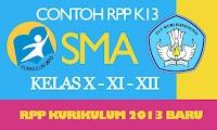 Silabus dan RPP Kurikulum 2013 SMA Revisi Tahun 2017 Terbaru Terlengkap
