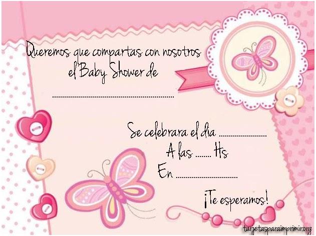 Tarjetas Virtuales Baby Shower Niño Gratis Imagui