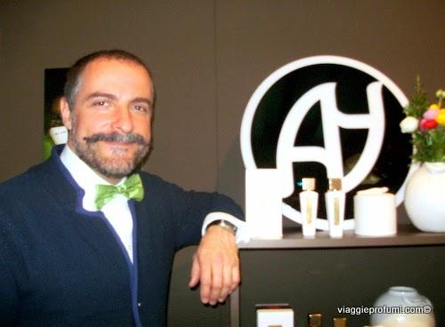 Esxence 2014, Antonio Alessandria