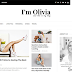 Olivia Clean & Responsive Blogger Template