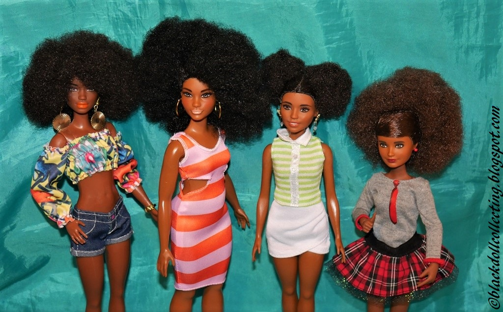 New BARBIE Fashionistas #105