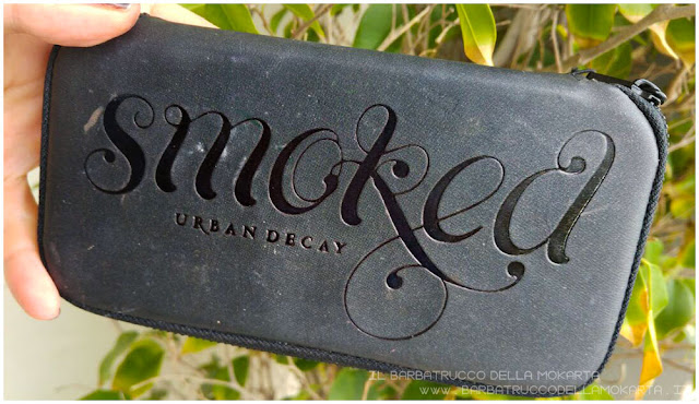 Smoked Palette Urban Decay