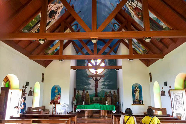 Mt. Carmen Chapel in Batanes