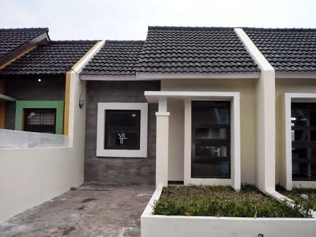27 Contoh Desain Rumah Minimalis Type 21 Sederhana Namun